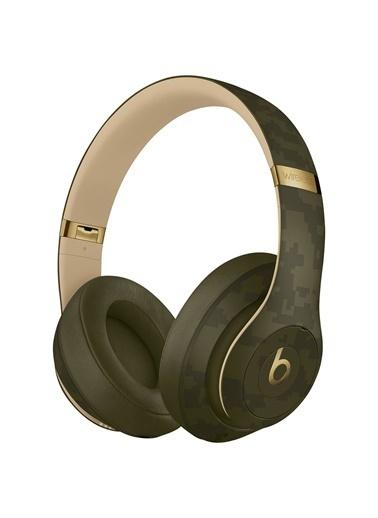 Beats Beats Studio3 Camo Collection Forest Green Anc tooth Kulak Üstü Kulaklık Renkli